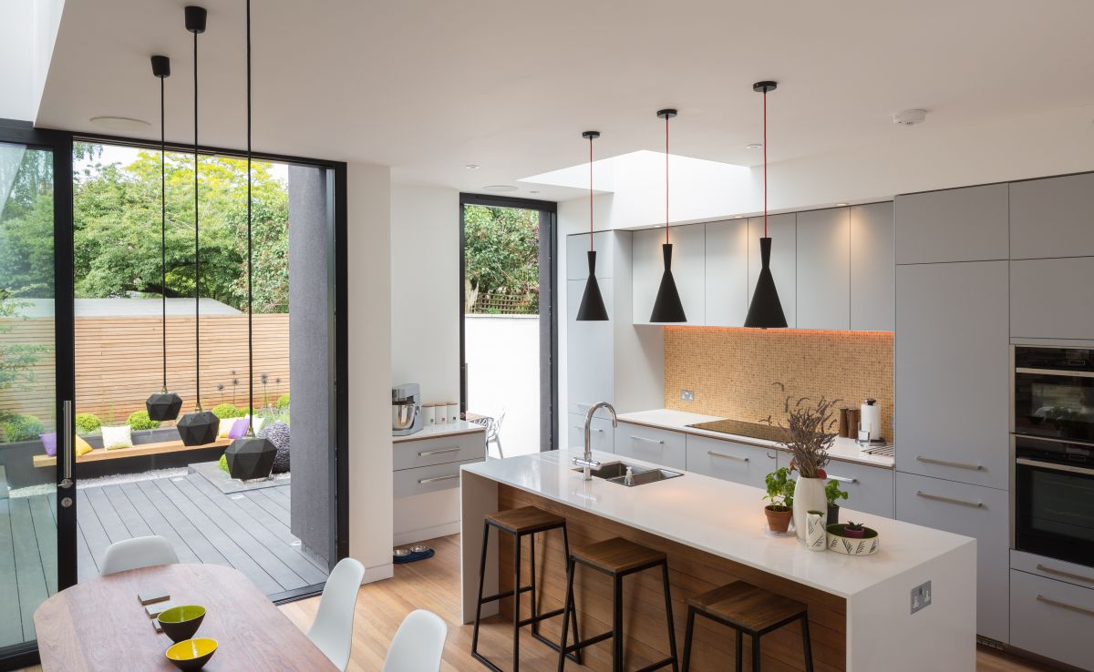 Kitchen Extension Cost What To Expect