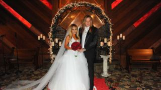 Sebastian Bach weds Suzanne Le