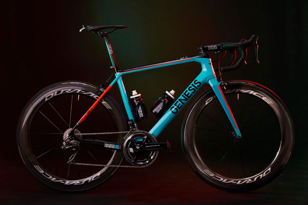 Madison Genesis and One Pro Cycling teams unveil their new bikes for 2018 cca87f9ed