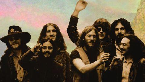 Cover art for Flock Truth – Columbia Recordings 1969-70 album