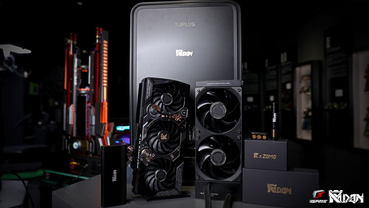 If you think GPU stocks are limited, try tracking down Colorful's latest RTX 3090