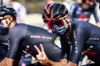 Tour de France 2020 107th Edition 3rd stage Nice Sisteron 198 km 31082020 Egan Bernal COL Ineos Grenadiers photo POOL Yuzuru SunadaBettiniPhoto2020