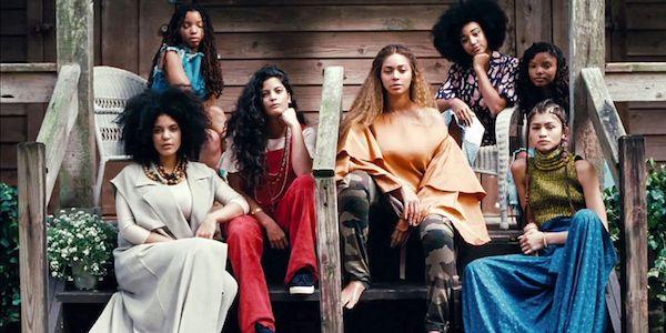 Beyonce Lemonade visual album, Ibeyi, Chloe x Halle, Amandla Stenberg, Zendaya