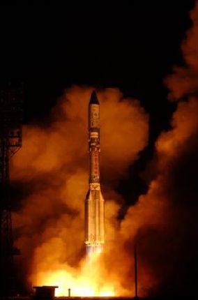 Russian Rocket Successfully Orbits Canadian Satellite