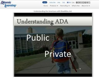 Video Tutorial: Understanding the American with Disabilities Act