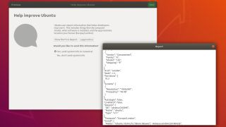 Ubuntu data collection