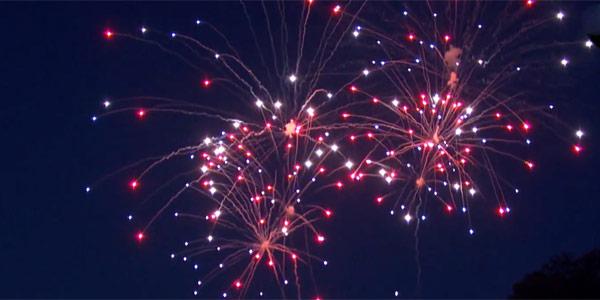 fake fireworks pbs