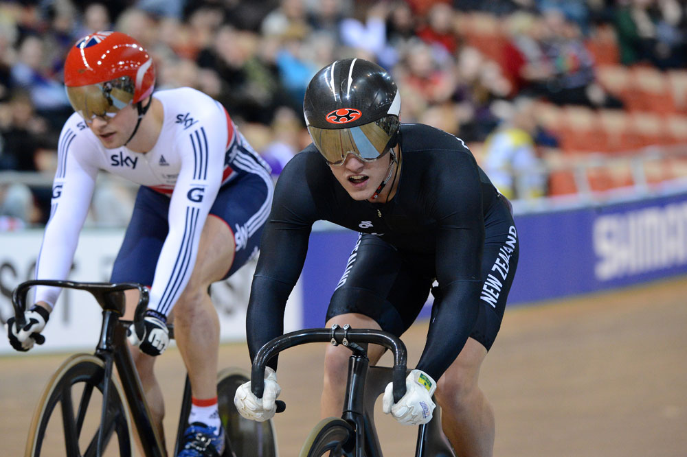 track cycling events