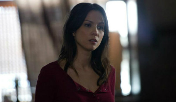 arrow just found its talia al ghul check her out