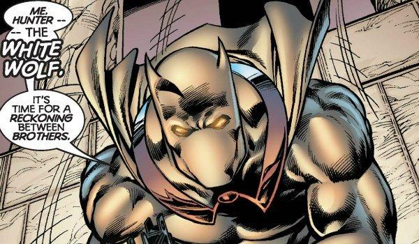 white wolf marvel comics