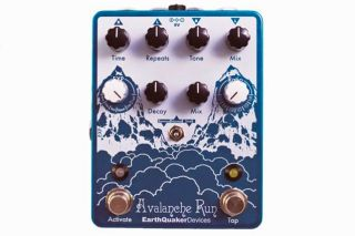 review earthquaker devices avalanche run pedal guitarworld. Black Bedroom Furniture Sets. Home Design Ideas