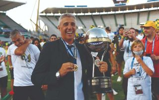 Hernan Crespo, AC Milan, Defensa y Justicia