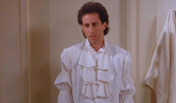 jerry seinfeld puffy pirate shirt