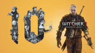 10 year anniversary Witcher 2 image