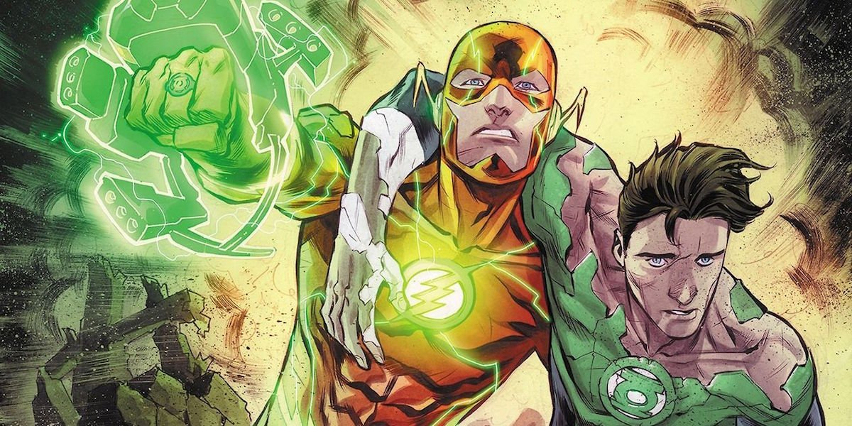 The Flash And Green Lantern Corps Are Reportedly Still Priorities At DC