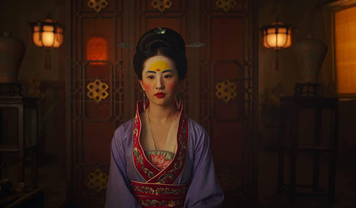 Liu Yifei in 2020 mulan remake