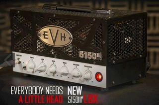 review evh 5150 iii 15 watt lbx head guitarworld. Black Bedroom Furniture Sets. Home Design Ideas