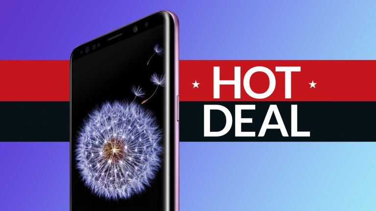 Get a Samsung Galaxy S9 for just £10 upfront with this sweet phone deal