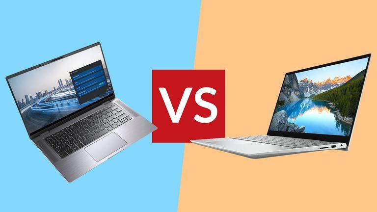 Dell Latitude 9510 vs Dell Inspiron 7506