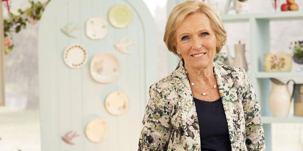 Mary Berry The Great British Bake Off