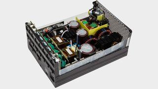 Corsair AX1600i power supply opened up