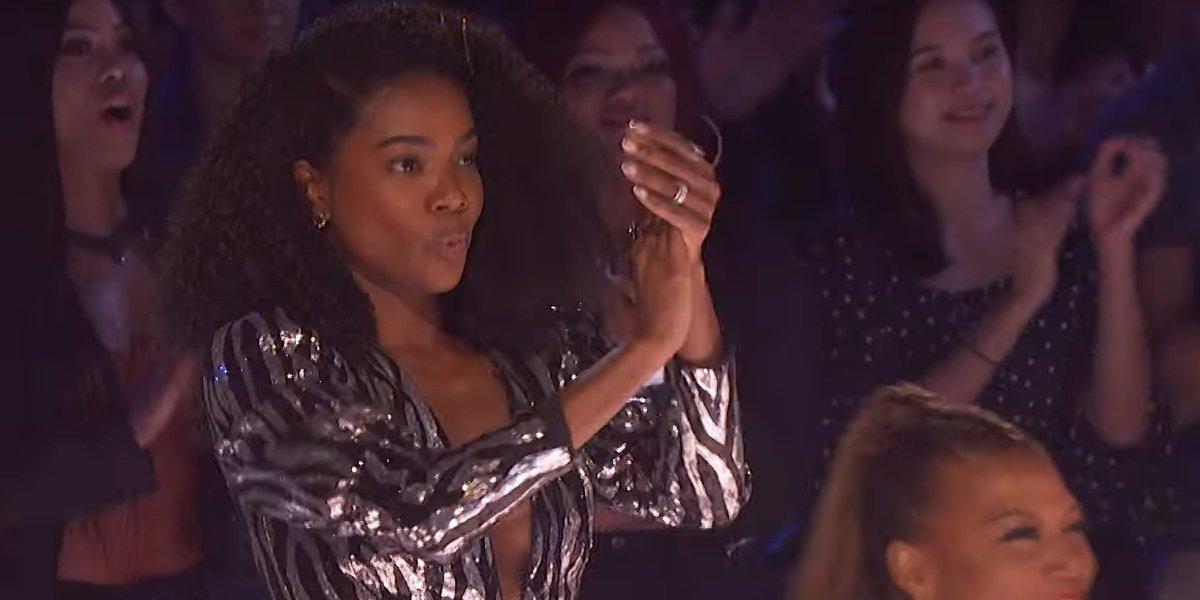 Gabrielle Union America's Got Talent NBC