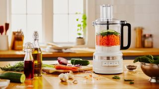 Best food processors 2020: Large capacity and mini processors for dough, baby food, and more
