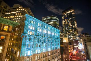 Epson's laser technology will help transform Boston's public spaces into an activated urban canvas for ILLUMINUS 2019, an annual festival that features projects at the intersection of art, design, technology, and science.