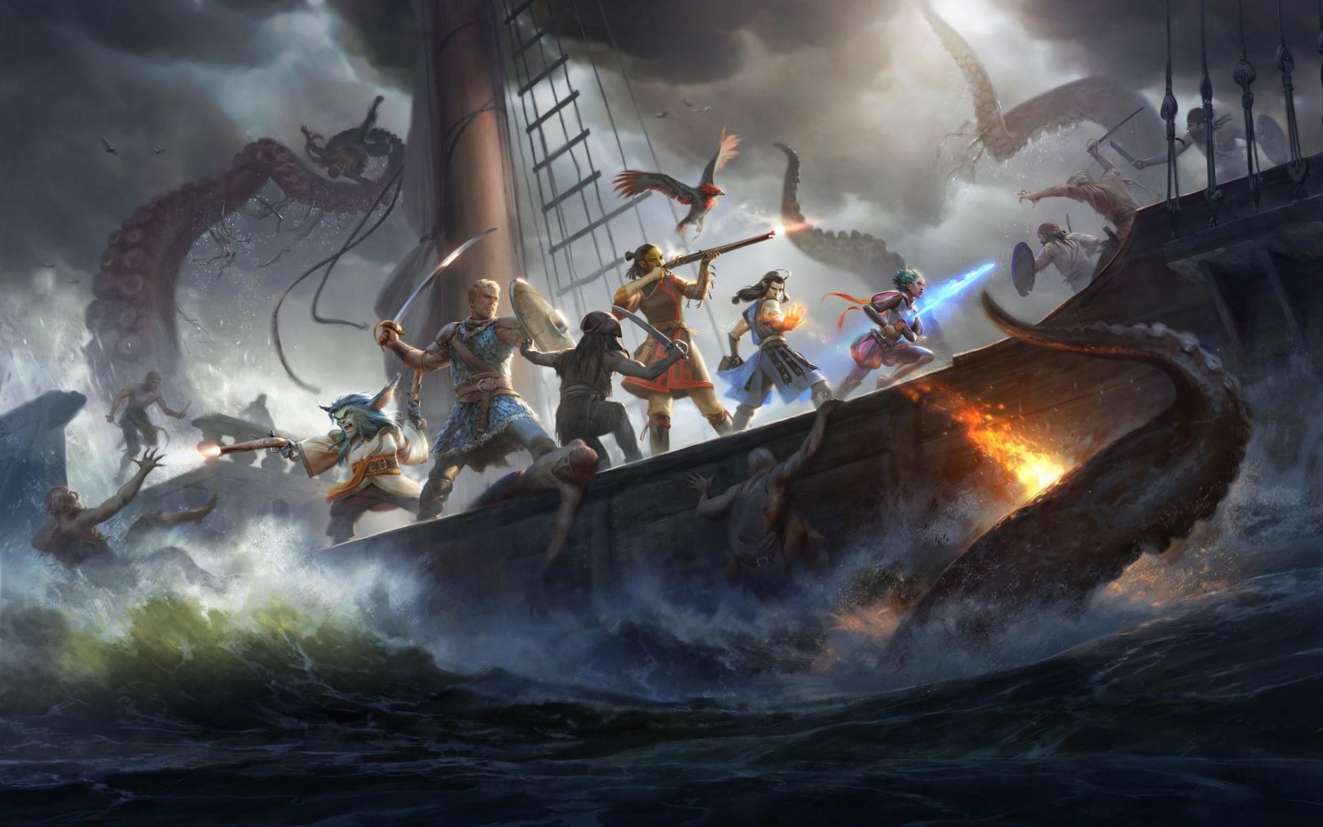 2018 RPGs | PC Gamer