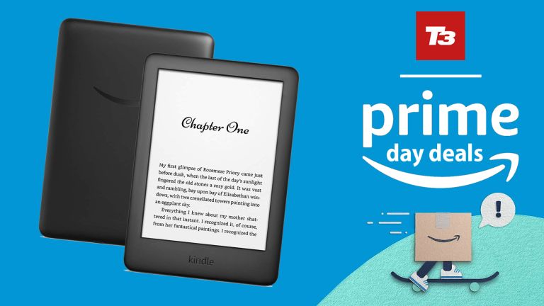 Kindle deal on T3