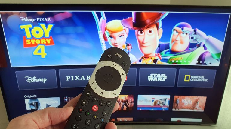 Disney Plus UK Sky Q