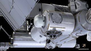 NanoRacks' Commercial Airlock for ISS