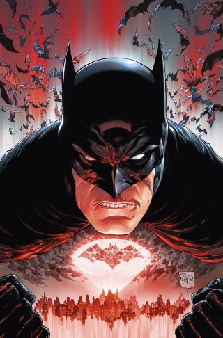 what it s like to be a batman artist tony s daniel shares his story