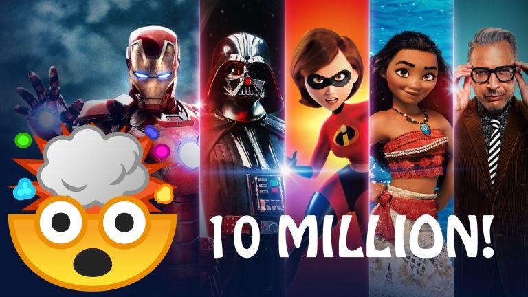 Disney+ Plus Netflix