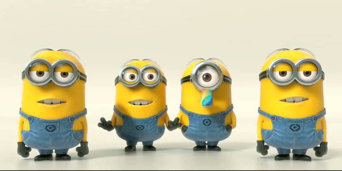 Screenshot from Despicable Me 2 Teaser