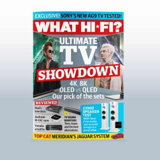 New August issue of What Hi-Fi? out now!