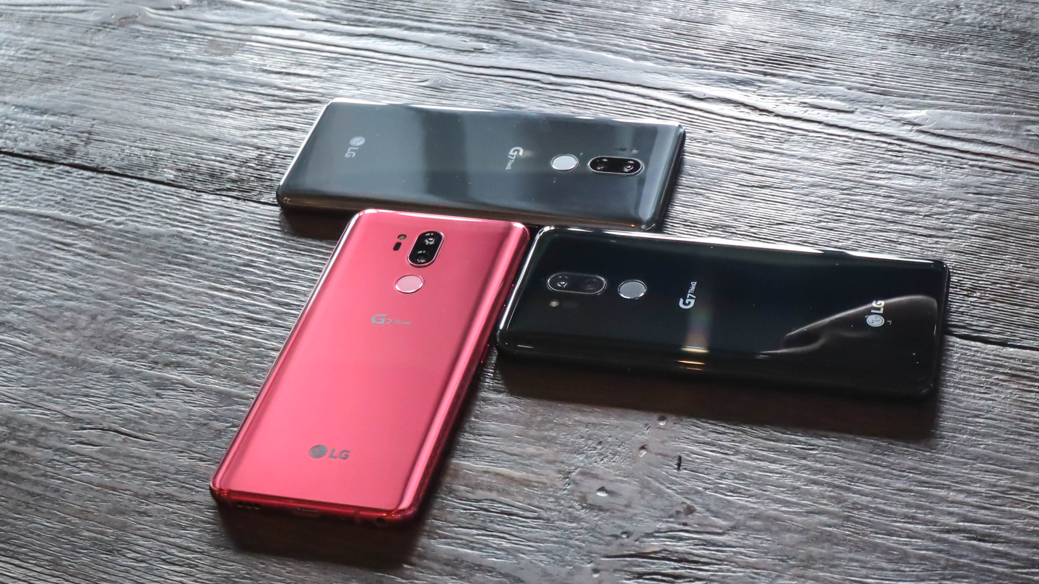 LG G7 ThinQ vs LG G6 | TechRadar