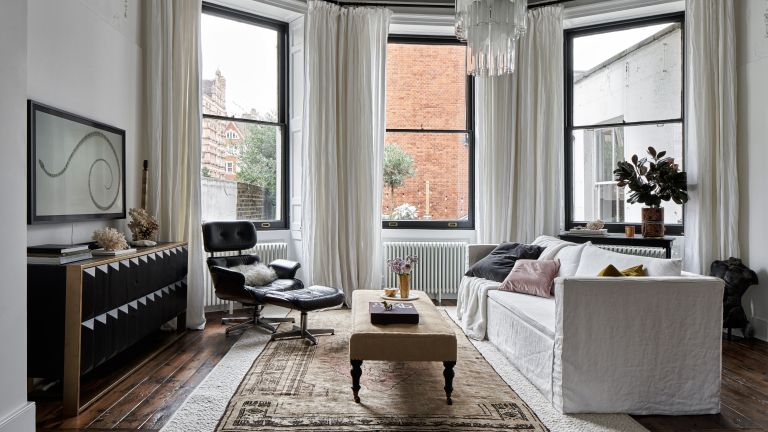 16 Small Apartment Living Room Ideas, Apartment Sized Furniture Living Room