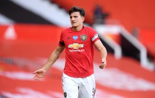 Harry Maguire File Photo