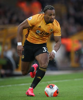 Adama Traore And Pedro Neto Pushing For Start For Wolves Fourfourtwo