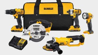 Prime day deal Dewalt Power Tools