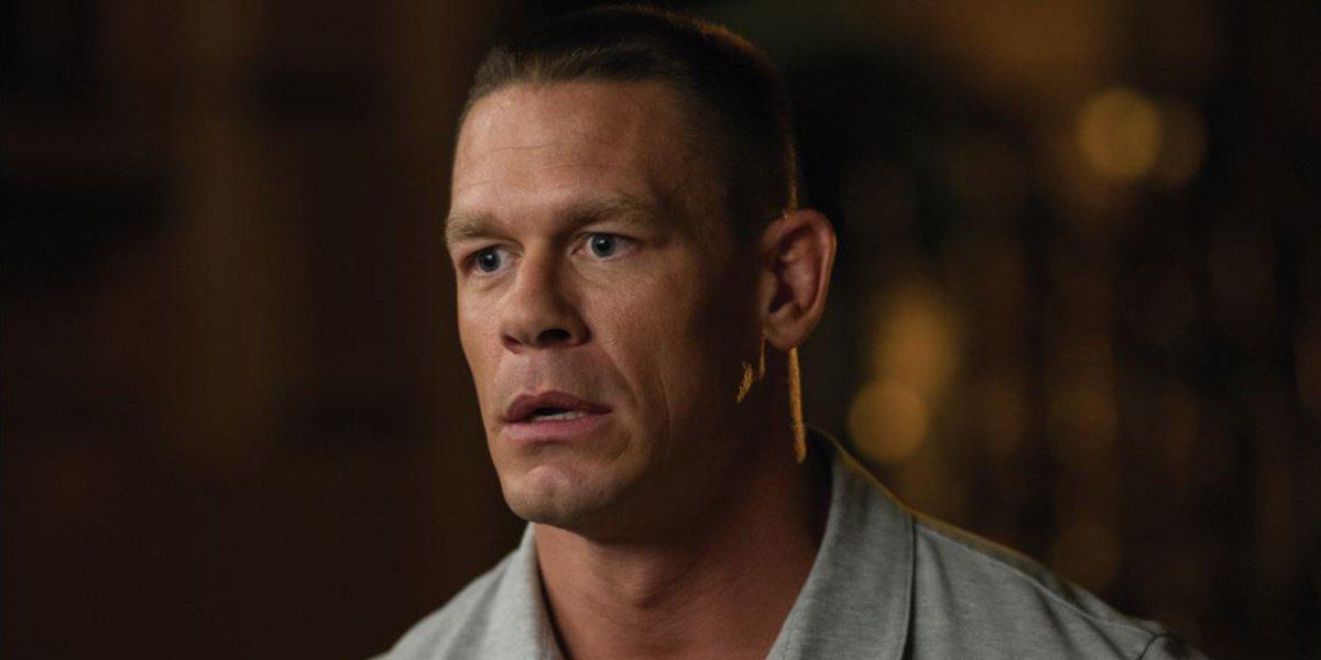 John Cena in Trainwreck