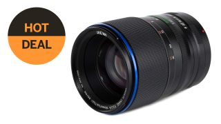 Bokehlicious! Save $220 on Laowa's 105mm special effect blur lens