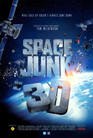 Space Junk Flies at You in New 3D Film on Debris Threat | Space