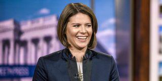 CNN+ anchor Kasie Hunt