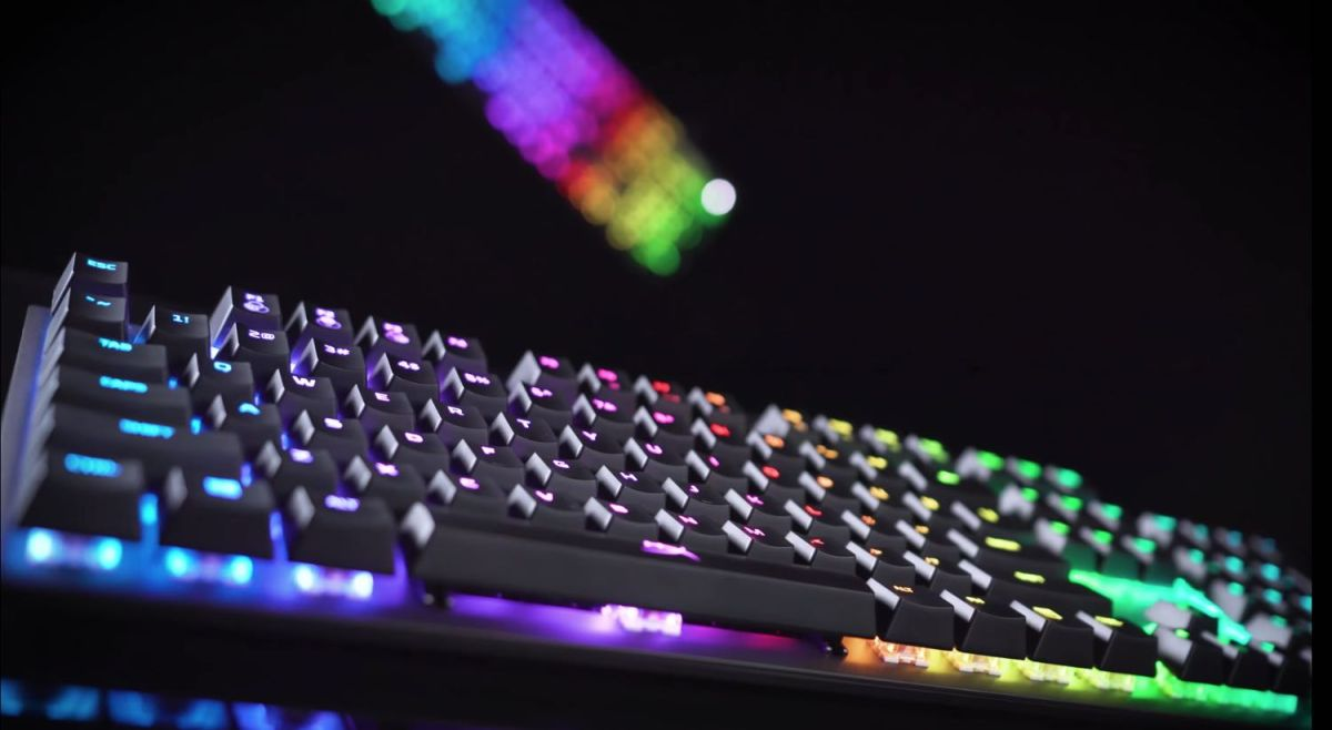 HyperX Alloy FPS RGB Review: Built for Speed, Not Comfort | Tom's Guide
