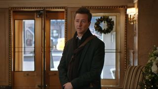 Edward Norton in Collateral Beauty