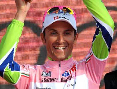 Ivan Basso, 2010 Giro d'Italia winner