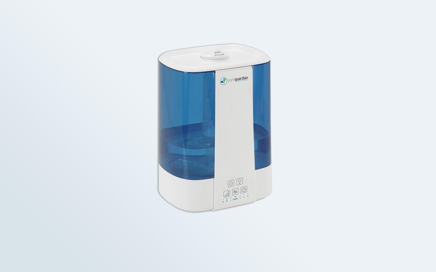 Best Humidifiers 2019: Ultrasonic, Evaporative Humidifier