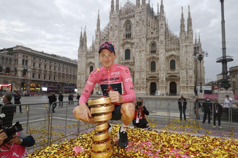 Tao won the Giro in 2020